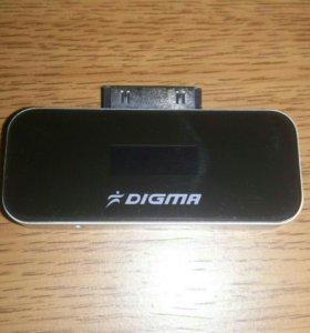 Fm передатчик для iPhone 4/4S