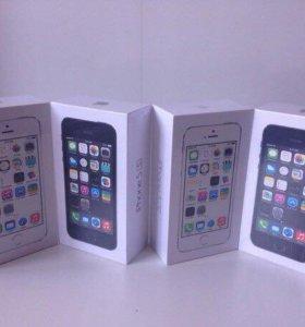 Новые iPhone 5s (запакованные)