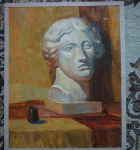 Картина маслом Афродита