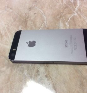 Новый айфон 32 гиг 5s