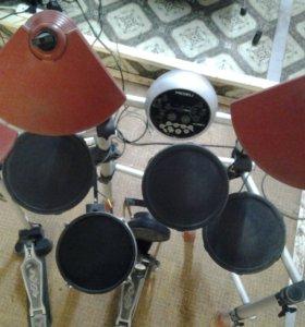 Электронные барабаны medelli dd501
