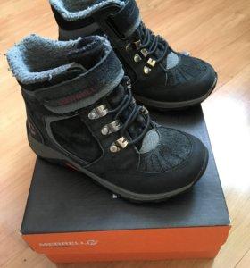 Детские ботинки 30 р-р