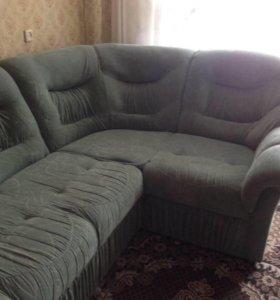Мебель, диван и кресло.