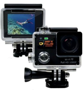 Новая экшн камера G3