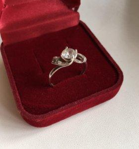 Кольцо 💍 серебряное