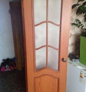 Дверь 60 см,две шт
