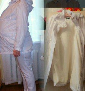 Красивая курточка для беременяшки