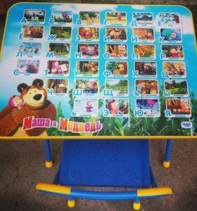 Комплект детской мебели новый