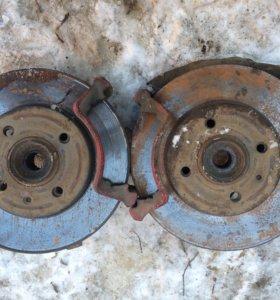Тормозные диски на ПАССАТ Б3