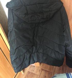 Осенявесеняя куртка