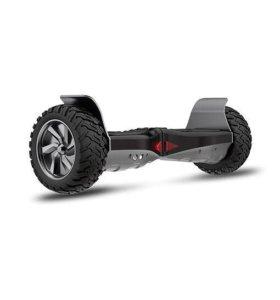 Новый зимний гироскутер