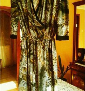 Платье новое 48-50, 50-52