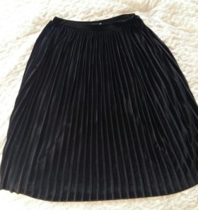 Новая юбка mango р. М