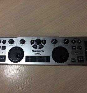 Контроллер Numark DJ2GO