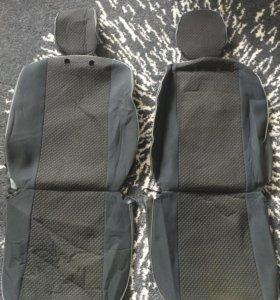 Чехлы для сидений Renault Sandero