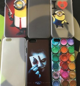 Новые чехлы на IPhone 6 и 6s