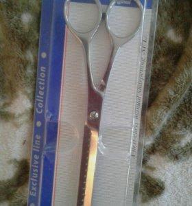 Гофрированные ножницы
