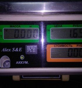 Весы электрические