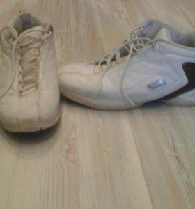 Баскетбольные кросвки Рибок 46 размер