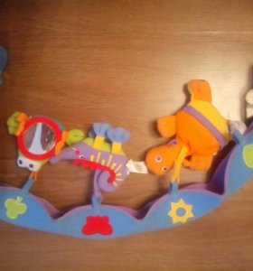 Дуга с игрушками Tiny Love