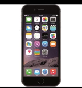 Продам iPhone 6 space gray на 16Гб