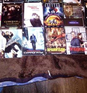 Диски CD фильмы