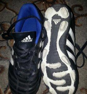 Бутсы на мальчика Adidas