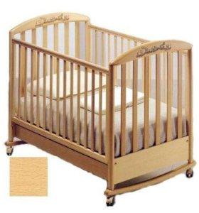 Кроватка детская PALI Zoo