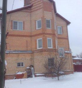 Продам 3х этажный дом