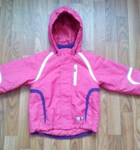 Финская куртка Lassie р 98+6