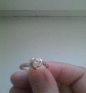 Кольцо золотое 2 грамма