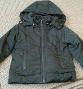 Куртка borelli (борелли) 3 весна-осень -5-+15