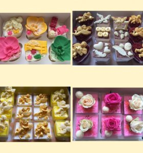 Десерты в стаканчиках и домашние торты