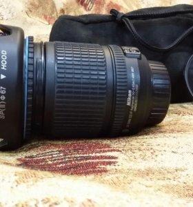 Объектив Nikon 18-135mm f/3.5-5.6 ED-IF AF-S DX