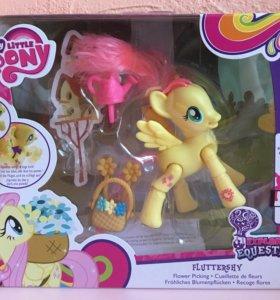 My little Pony с аксессуарами