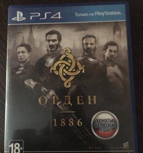 Игра PS4 Орден