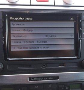 RCD 330 с русским языком