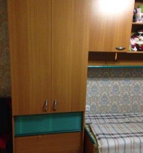 Кровать шкафы