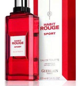 """Духи """"Habit Rouge Sport"""""""