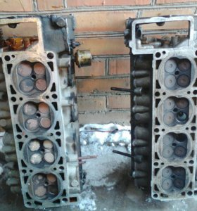 Головка блока цилиндров змз 405-406