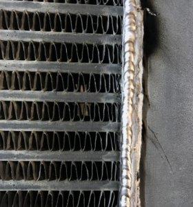Радиатор пайка Аргон