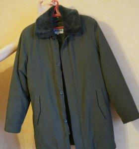 Куртка мужская теплая, демисезонная
