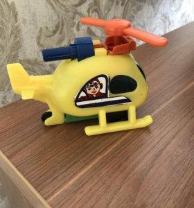 """Механические игрушки """"Вертолёт"""""""