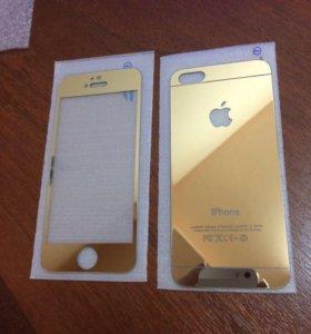 Стекло для iPhone 4,4s,5,5s,6,6s,7