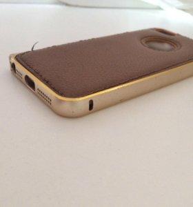 Чехол-бампер на айфон 5, 5s