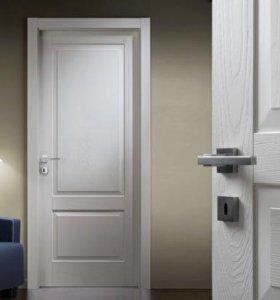 Новая дверь Волховец Neo classic с дверной коробко