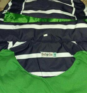 Куртка-ветровка BabyGo