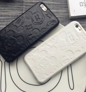 Чехлы Mickey Mouse для iPhone 6/6s