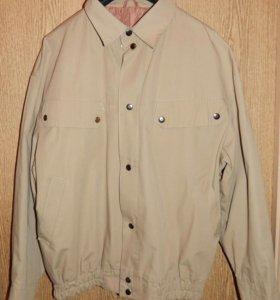 Куртка ветровка раз. 52-54.