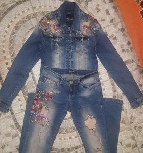 Новый костюм Турция 42 р-р